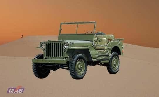 los orígenes de la marca jeep