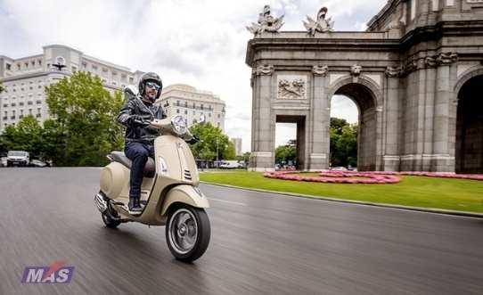 nueva ordenanza municipal en Madrid para motos
