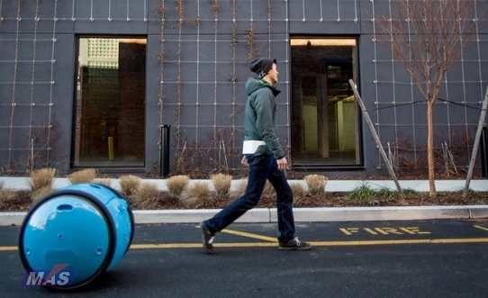 Piaggio Gita, una mirada al futuro en la movilidad
