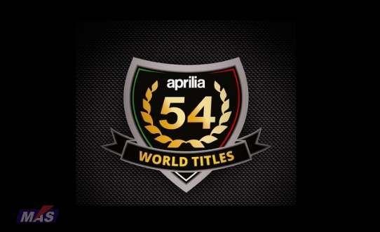 El éxito de Aprilia y sus títulos ganados