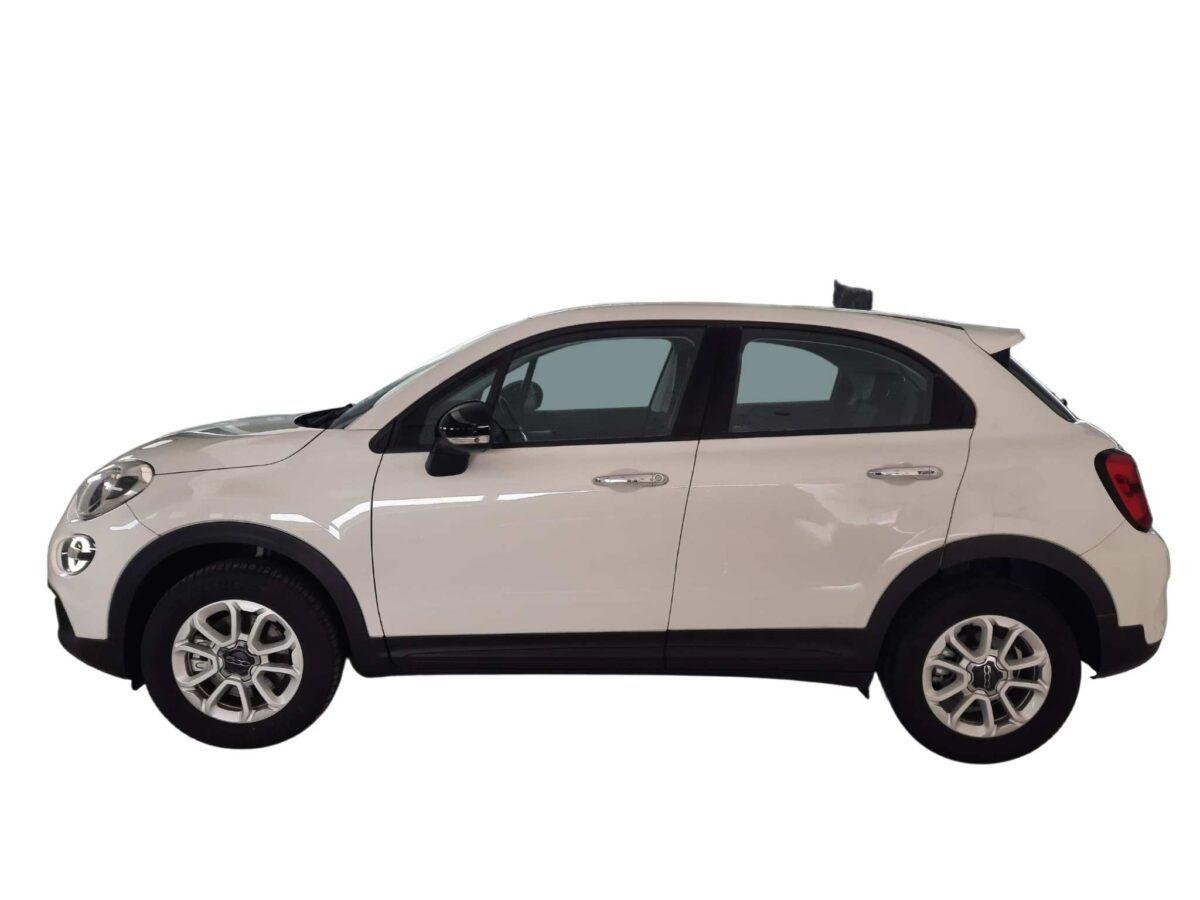 Fiat 500x urban 110 cv gasolina de km 0 blanco gelato