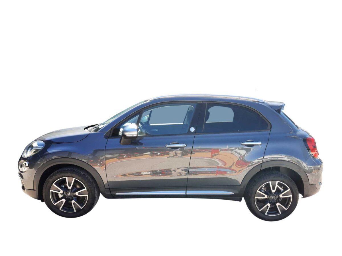 Fiat 500x 1.0 de 120 cv acabado urban gasolina de km0 en gris moda