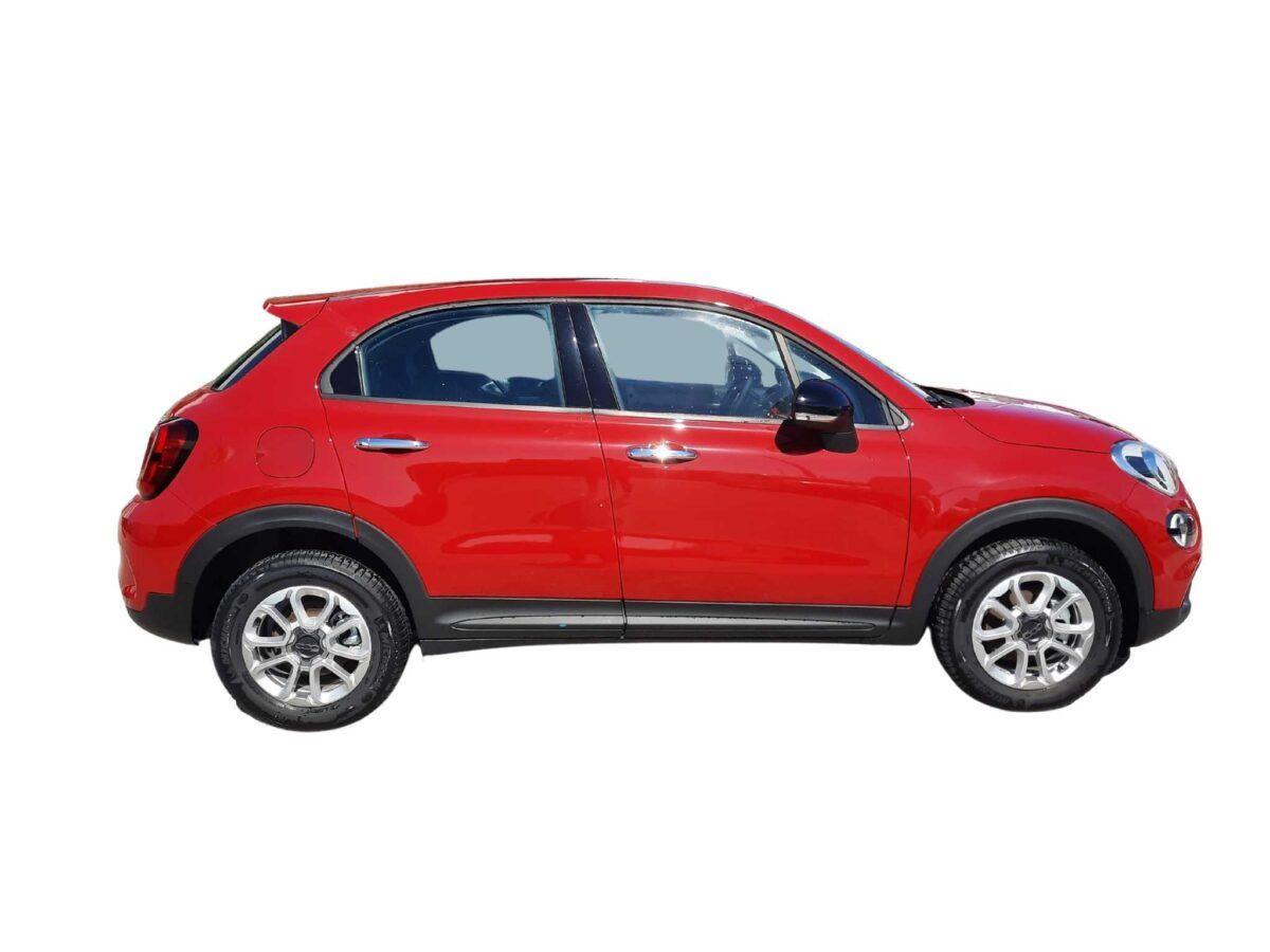 Fiat 500x 1.0 120 cv urban con motor gasolina de km0 en color rojo