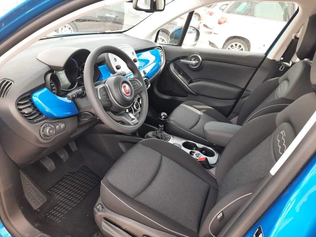 Fiat 500x urban 120 cv de 2020 km0 interior