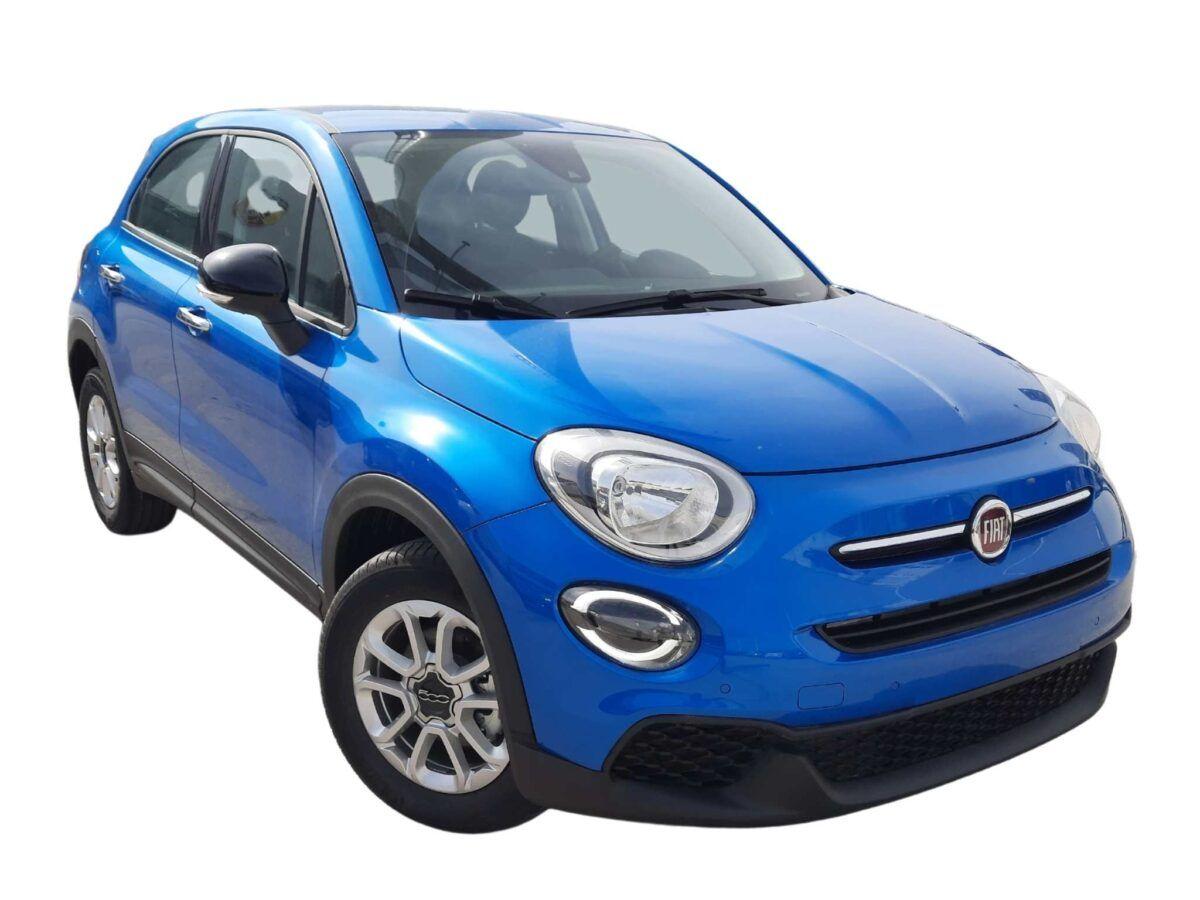 Fiat 500x urban 120 cv de 2020 km0 azul