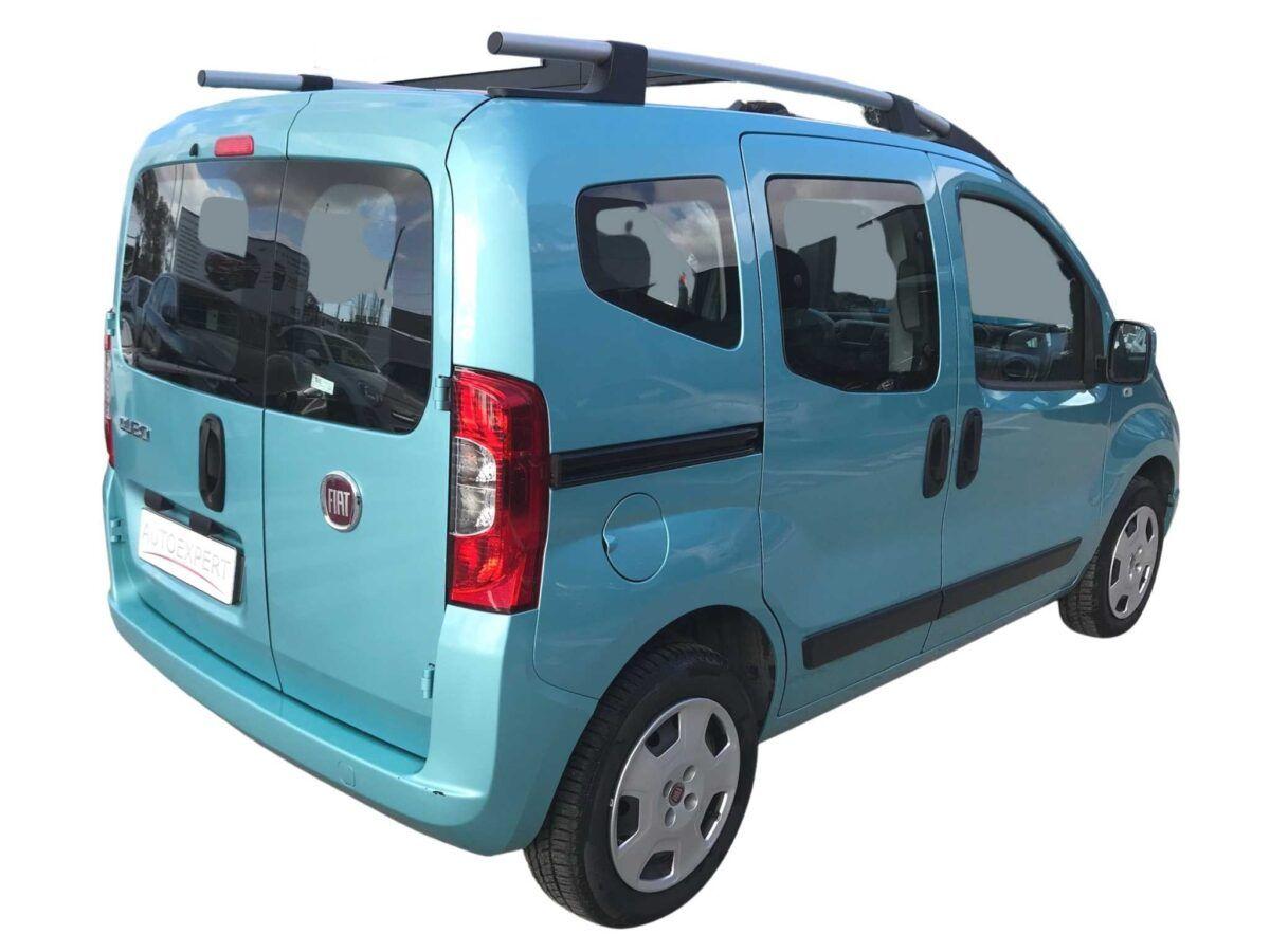 Fiat Qubo 1.3 Mjet Lounge de 80 cv, ocasión.
