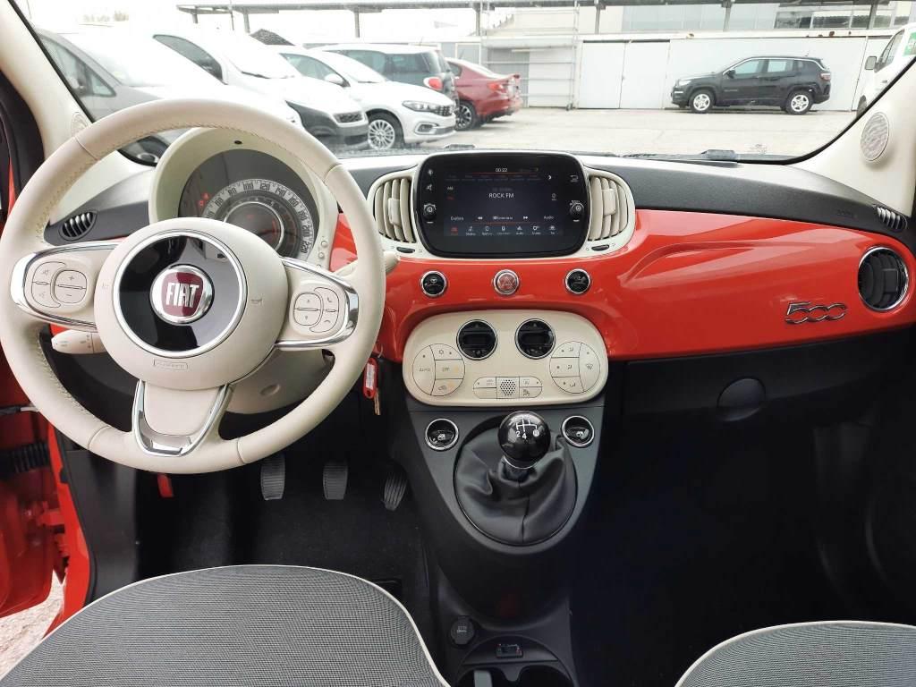 Fiat 500 Híbrido GLP 1.2 69 CV LOUNGE DE KM0