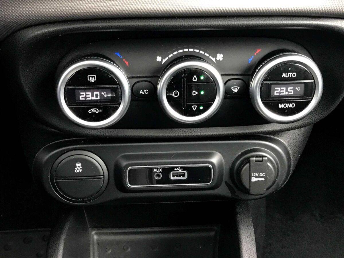 Climatizador Fiat 500L GLP Lounge