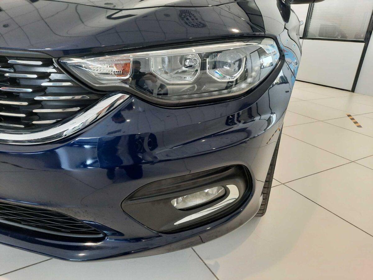 Fiat Tipo Sedan gasolina 1.4 de 95 cv km0 en color azul