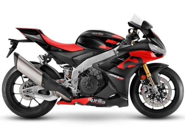 Moto Aprilia RSV4 Factory E5 2021 black nueva