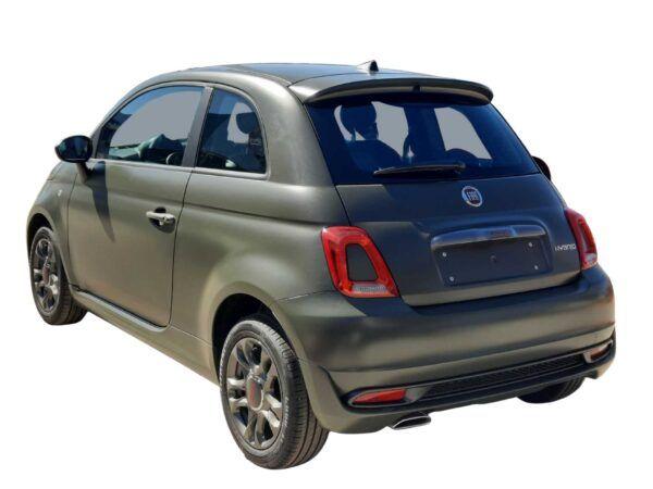 Fiat 500 híbrido sport 1.0 con 70 cv de km0 en color verde