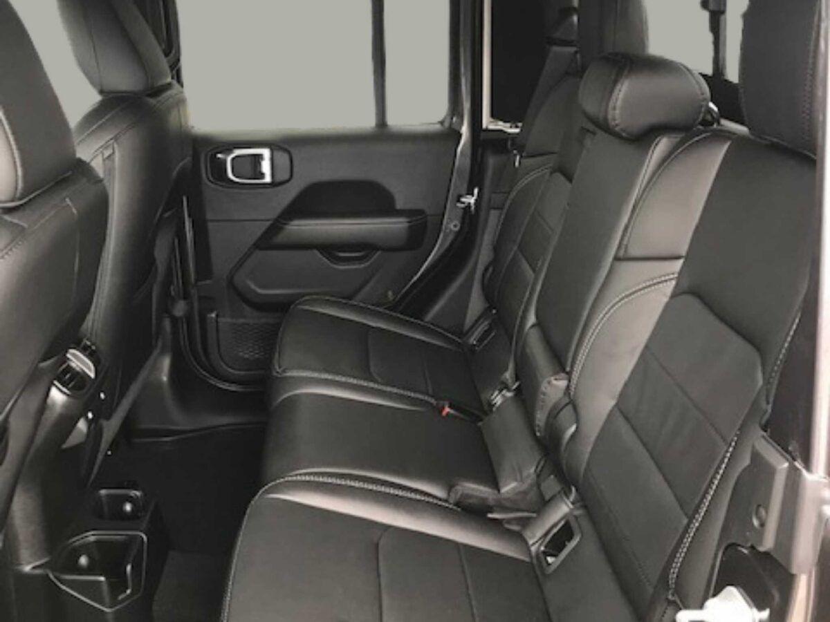 Jeep Gladiator Launch Edition 3.0 ds 4wd nuevo