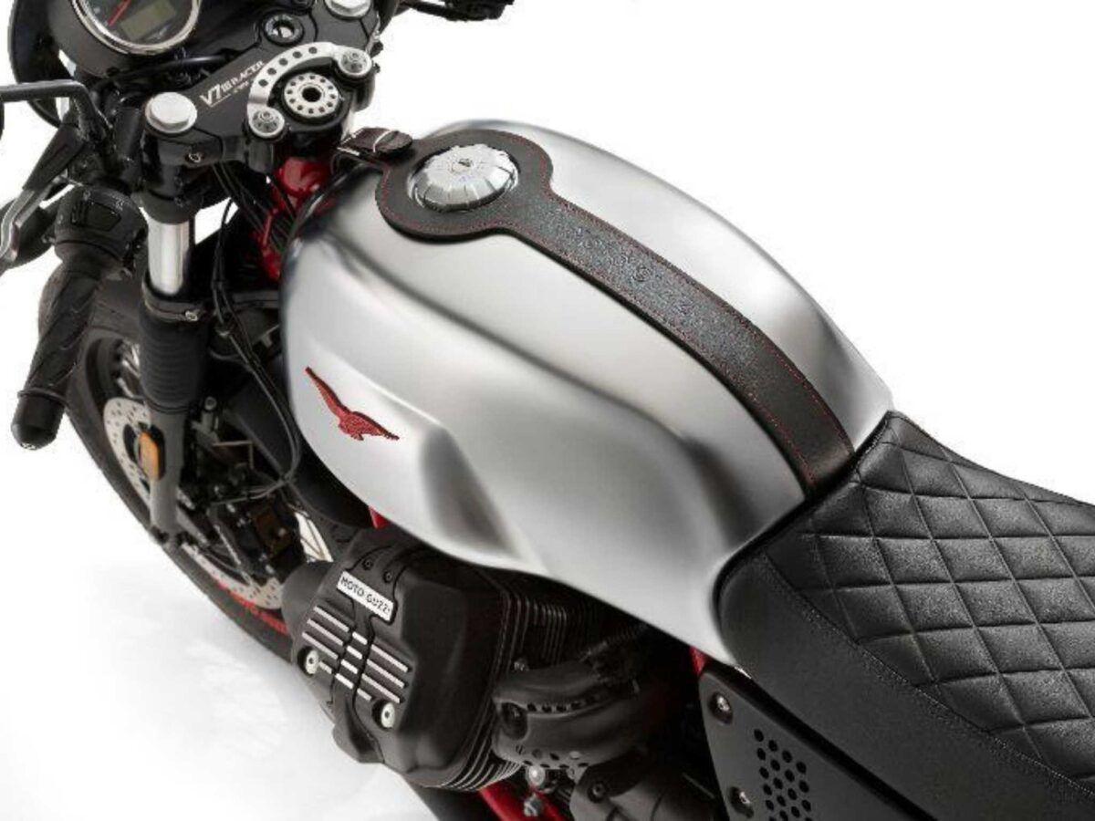 Moto Guzzi V7 III racer nueva