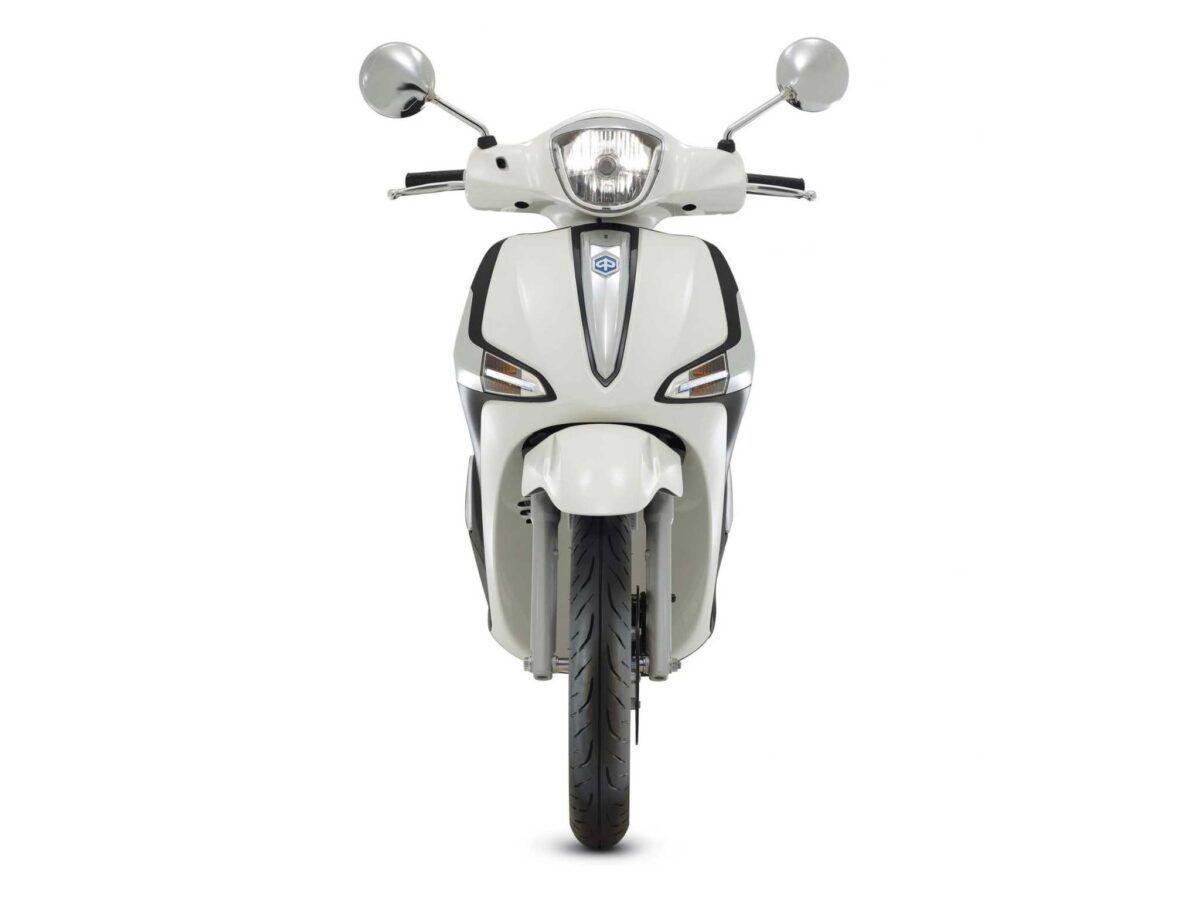 Piaggio Liberty 125 ABS blanca nueva