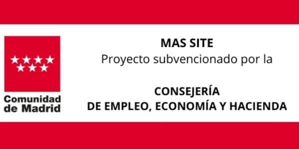 Conserjería de Empleo Madrid