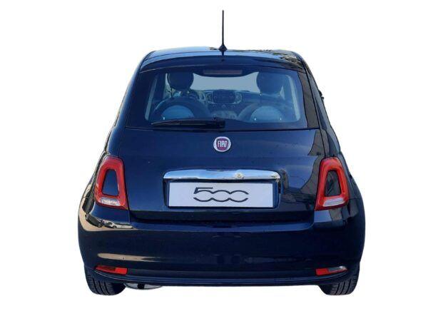 Fiat 500 pop motor gasolina 1.2 69cv en color negro de ocasión