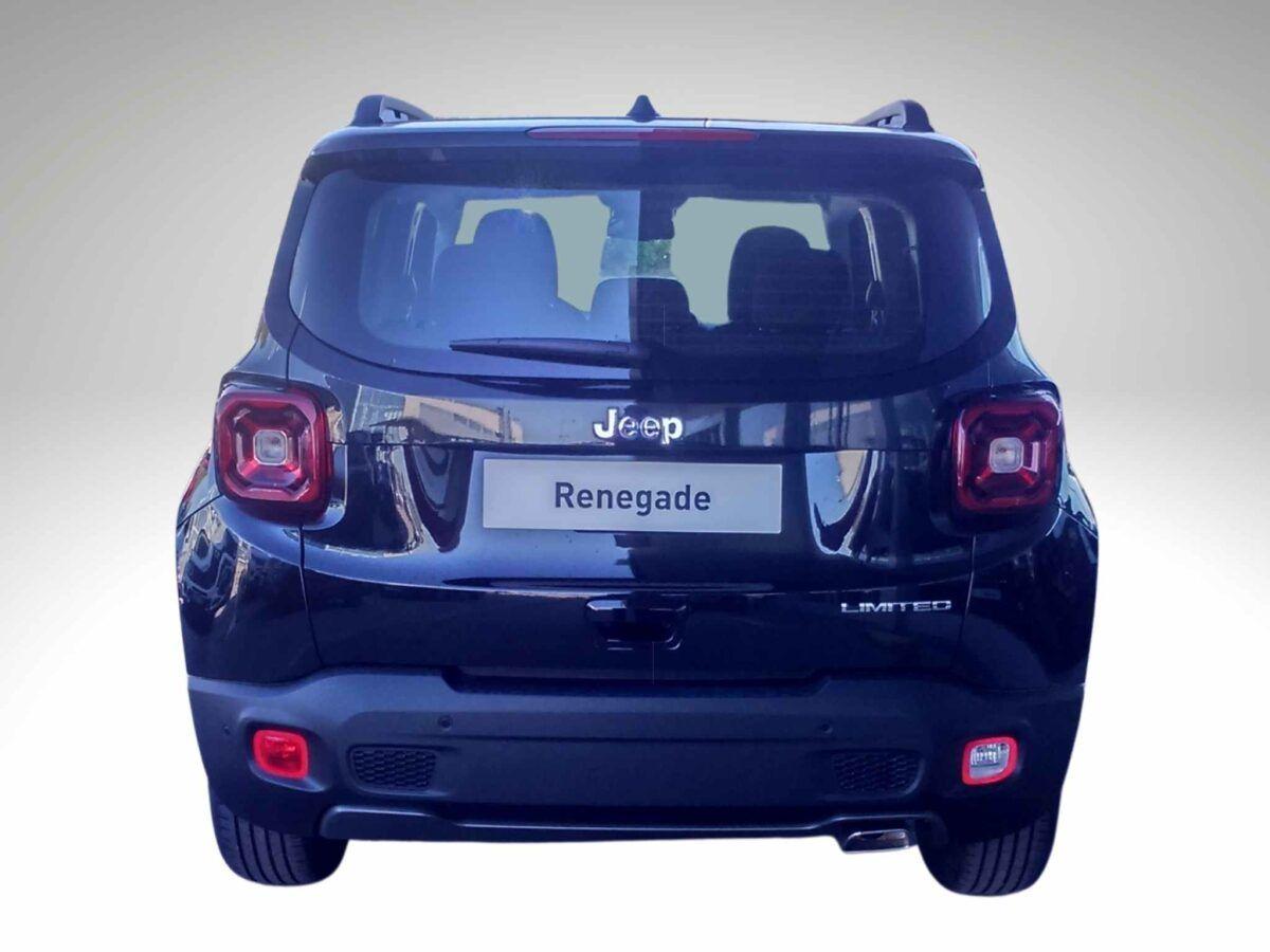 Jeep Renegade MY21 Limited II 1.0G 120CV 4x2
