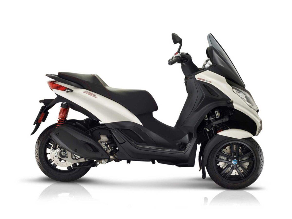 Moto 3 ruedas Piaggio MP3 300 HPE Sport euro5