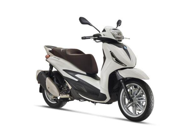 Piaggio Beverly 300 de 2021 en blanco nueva