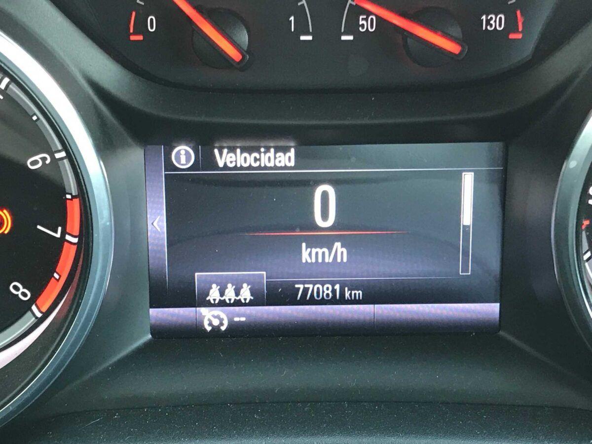 Opel Astra 1.4 Turbo S/S (150CV) Excellence de ocasión