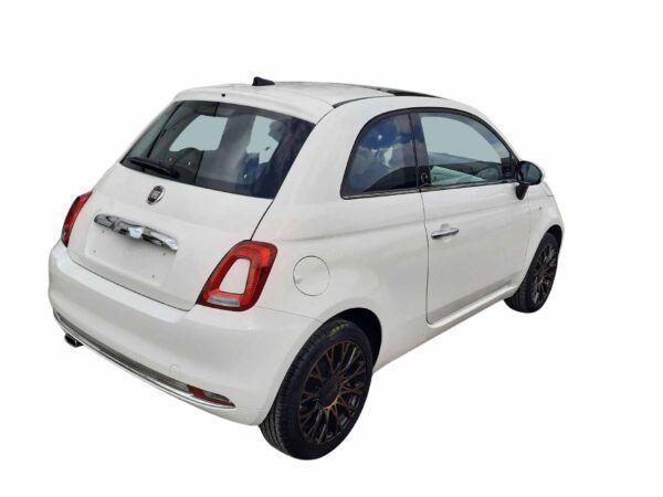 FIAT 500 1.2 69CV HÍBRIDO GASOLINA + GLP 120 ANIVERSARIO EN BLANCO