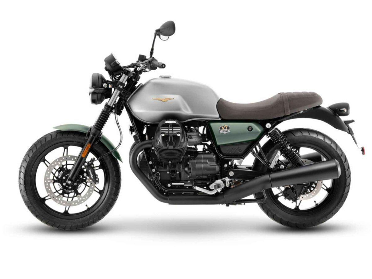 Moto Guzzi V7 Centenario E5