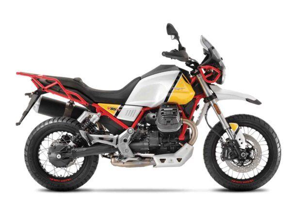 Moto Guzzi V85 TT euro 4 amarillo sahara