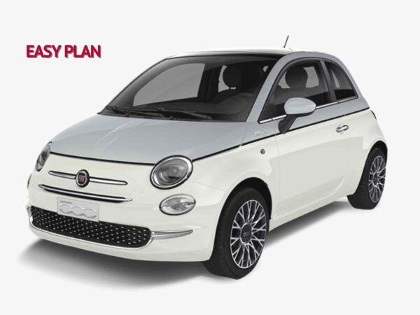 Fiat 500 híbrido Dolce Vita en modo compra flexible easy plan oferta
