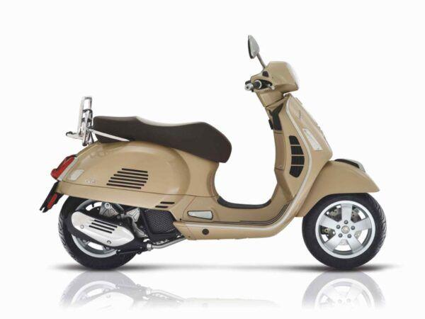 Vespa GTS 300 euro 4 beige