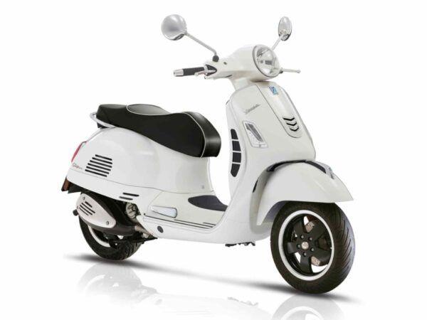 Vespa GTS Super 300 euro 4 blanca