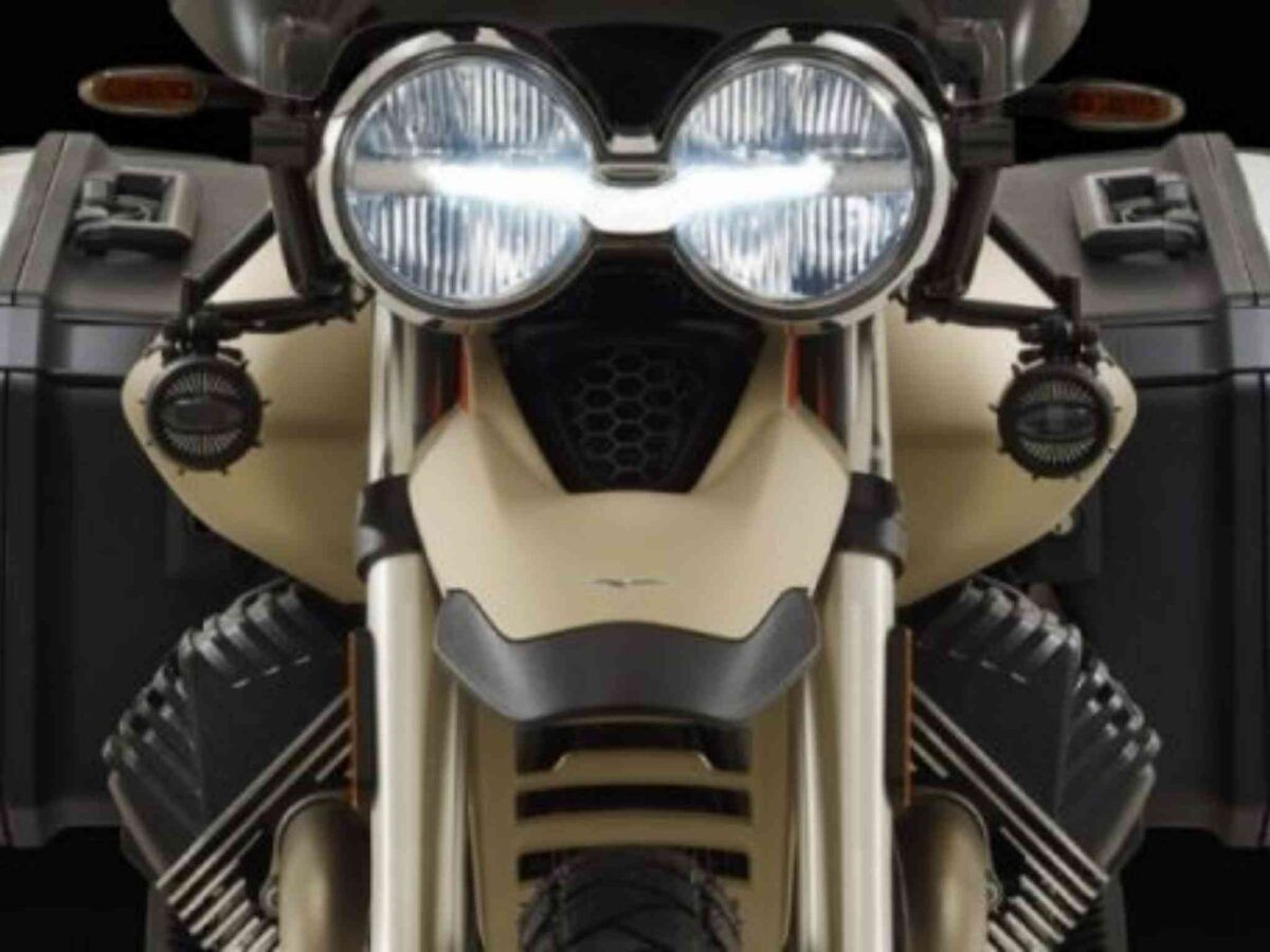 Moto Guzzi V85 TT Travel euro 4 a buen precio
