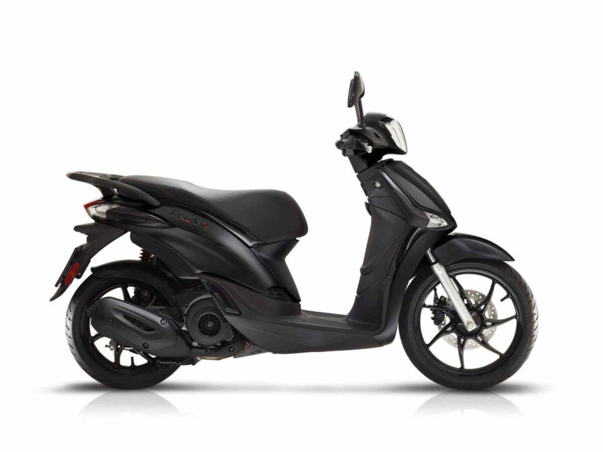 Piaggio Liberty 125 S euro 5 en oferta color negro
