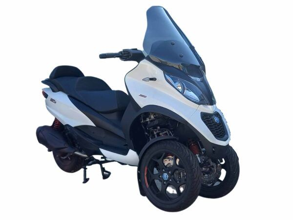Piaggio MP3 350 sport euro 4 en blanco de km0 oferta