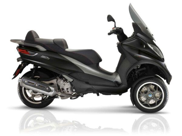Piaggio MP3 500 Sport negro euro 4 en oferta