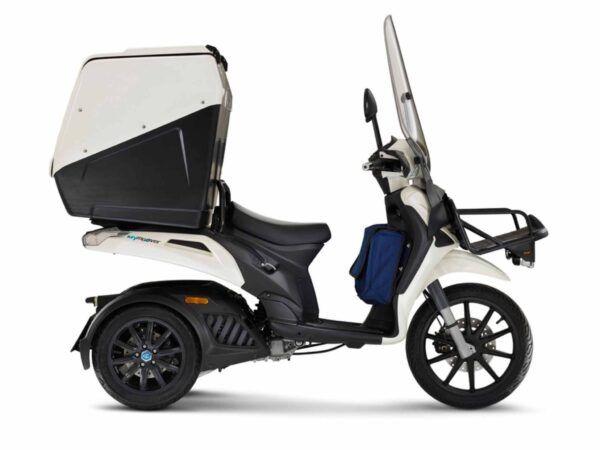 Piaggio My Moover 125 moto de reparto