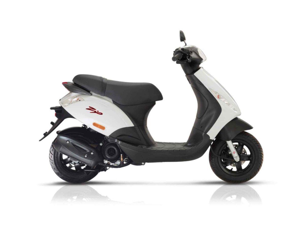 Piaggio ZIP 50 euro 4 blanca de oferta
