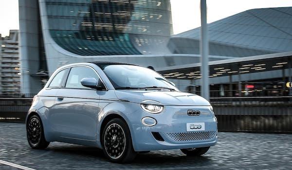 Fiat eléctrico Action