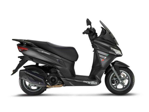 Aprilia SXR 50 negra euro 5 nueva