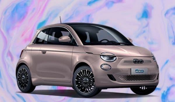 Fiat 500 eléctrico, ayuda Plan Moves III de la Comunidad de Madrid