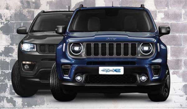 Jeep Compass híbrido enchufable, ayudas Plan Moves III comunidad de madrid