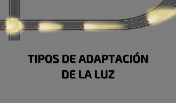 Tipos de luces adaptativas