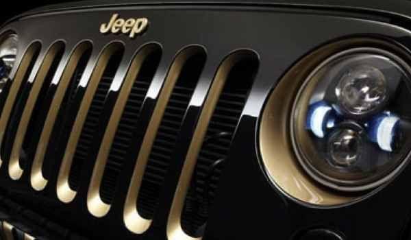 Faros smart beam jeep