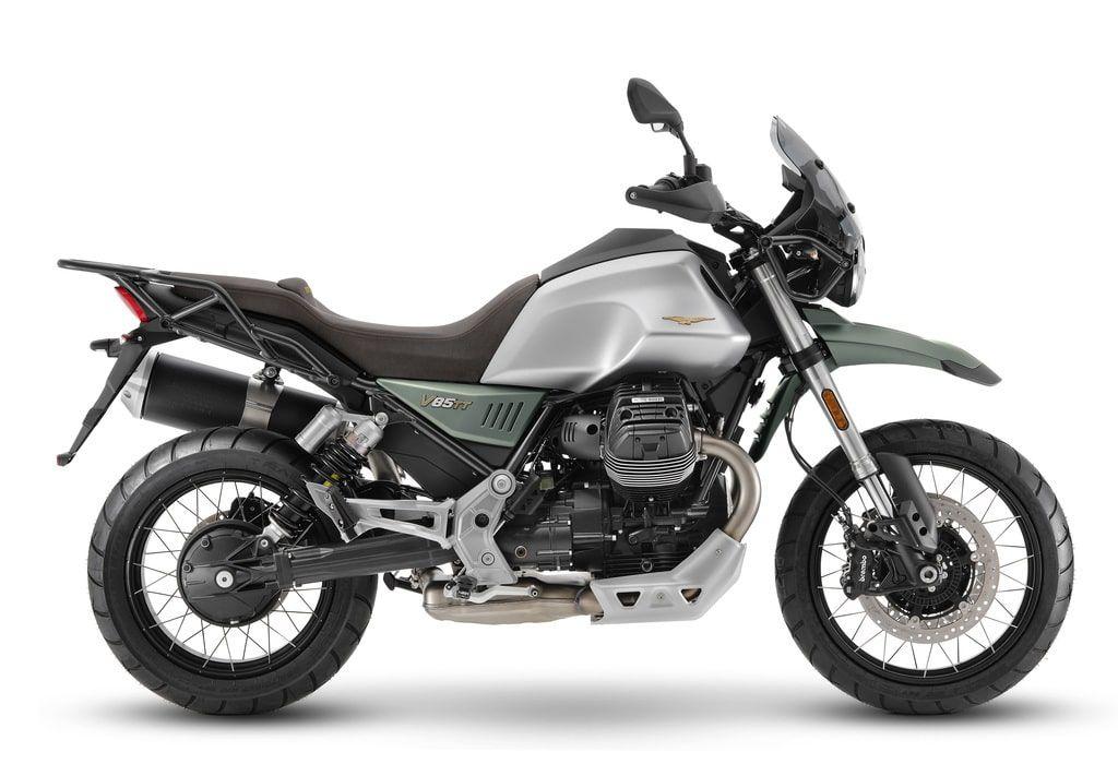 Moto Guzzi V85TT Centenario Nueva E5